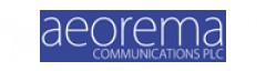 Aeorema Communications Plc (AIM:AEO) Logo
