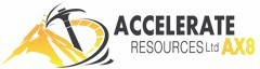 Accelerate Resources Limited (ASX:AX8) Logo